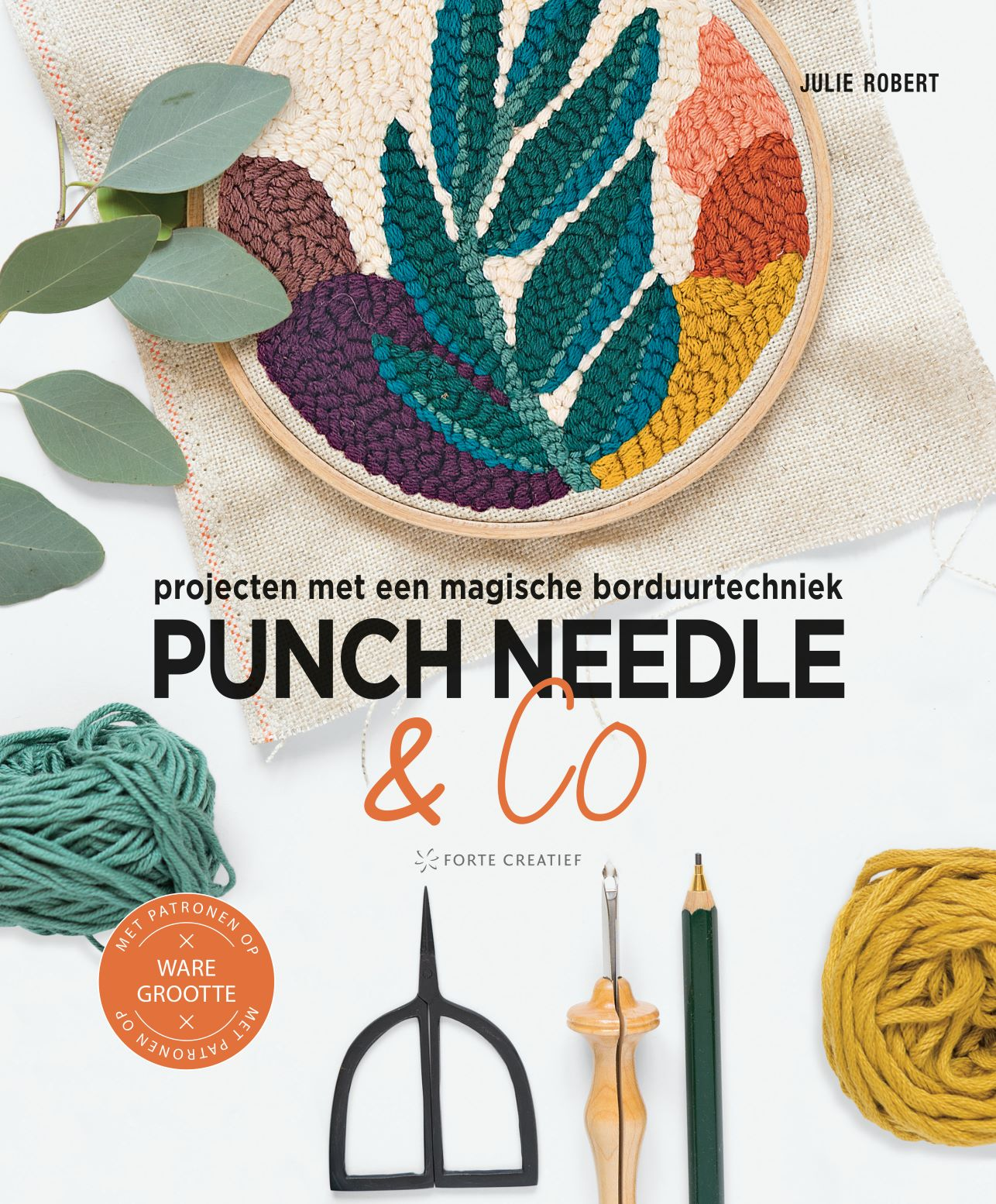 Punch needle & Co.